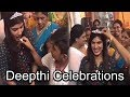 Deepthi Nallamothu Celebrations at Home