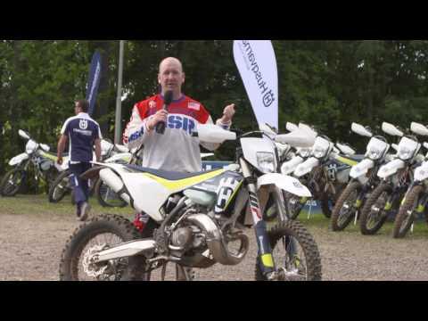 2017 Husqvarna TE 250 and 300 - Cycle News