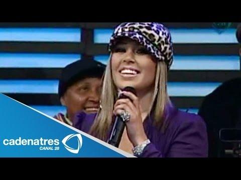 Show en vivo de Alondra Emili en No lo cuentes