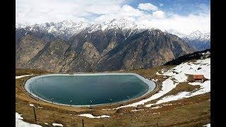 Day 2: Gopeshwar (Chamoli) to Auli || TVS Apache RR310 || Razor Riders || Winter Ride