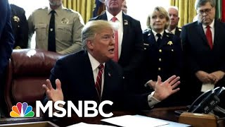 President Donald Trump Tweet-Rages As Robert Mueller Report Looms | The Last Word | MSNBC