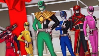 Deka Ranger EXPLAINED! - Power Rangers SPD