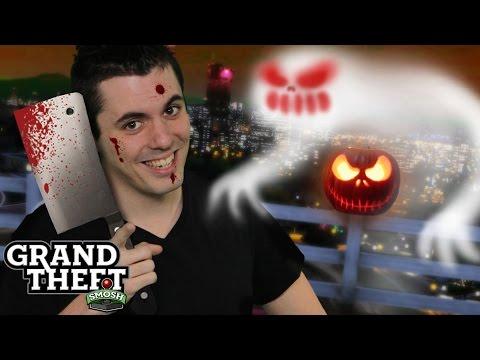 HALLOWEEN PURGE IN GTA (Grand Theft Smosh)