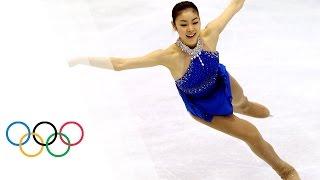 Yuna Kim - Free Skate - Ladies' Figure Skating | Vancouver 2010