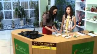 Cá hồi sốt bơ chanh - Món Ngon [HTV9 -- 27.03.2013]