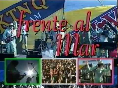 BRONCO - Que Tan Visto Llorar Y Un Fin De Semana En Vivo Frente Al Mar 1990