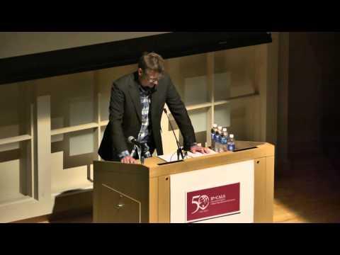 Mark Lynas at Cornell University