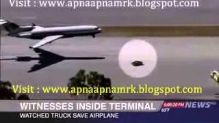 Hero Saving Flight Passengers
