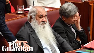 'Allah yer'ham hom': Pat Dodson gives moving tribute to Christchurch victims