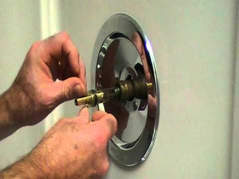 Repair Leaking Kohler Tub Single Handle Faucet