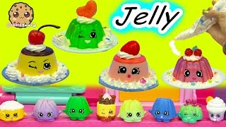Whipple Cream Jelly Pudding Shopkins Season Inspired Easy Do It Yourself Paint & Craft Video