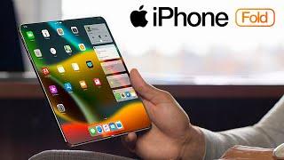 Introducing iPhone Fold - Apple