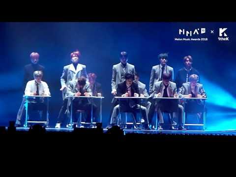 [MMA X 1theK] THE BOYZ Fancam _ Intro + No Air + Boy(소년)(더보이즈 직캠)