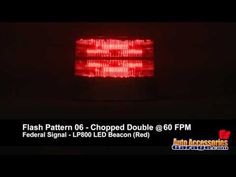 Federal Signal LP800 Beacon