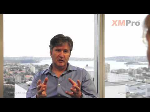 What industries does XMPro serve?