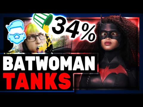 Batwoman Season 2 EMBARASSMENT! Record Low Viewership & AWEFUL Writing For Javicia Leslie On The CW