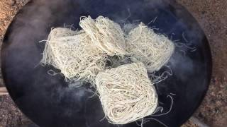 TURKEY NOODLES - Cooking a 7 KG Turkey - Cooking Turkey Noodles in Our Kitchen with No Rules