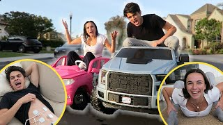 Trying Things We've NEVER Done Before w/ Brent Rivera