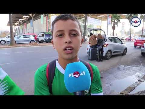 هذا ما قاله مغاربة عن مقابلة الرجاء والدفاع الجديدي