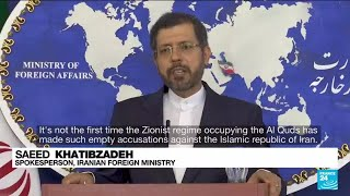Tanker attack: US, UK join Israel in accusing Iran of being behind attack • FRANCE 24 English