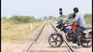 Top Nguy hiểm khi Đi qua đường tàu lửa