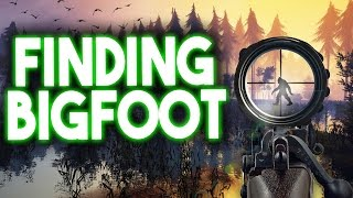 Finding Bigfoot | Part 1 | FIRST ENCOUNTER!!