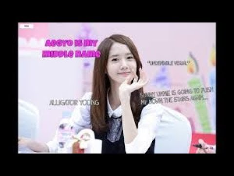 [Yoona Funny Montage] The Aegyo queen of SNSD