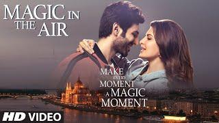 Magic In The Air – Jacqueline Fernandez – Kartik Aaryan