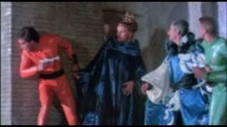 WAR OF THE ROBOTS (1978, clip) Antonio Sabato