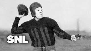 """NFL Films: Forefathers Of The Game - """"The Gun"""" - SNL"""