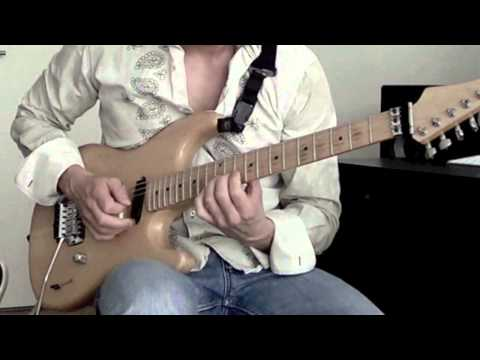 YNGWIE MALMSTEEN (You Don't Remember, I'll Never Forget) - Guitar Solo (Cover Version)