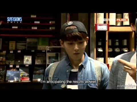 ENGSUB 130704 Ryeowook tricks Kyuhyun with cheap wine