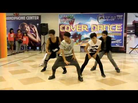 [ANONYMOUS] EXO - Time Control, MAMA, History Miko Mall 120714