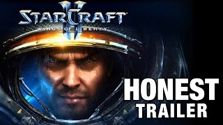 STARCRAFT     II (Honest Game Trailer)