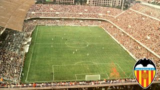 Estadio de Mestalla Evolution - Valencia CF