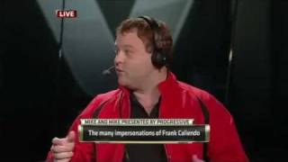 Frank Caliendo on Mike and Mike ESPN 2 3 2012
