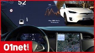 Tesla mise à jour V9, l'autopilot s'améliore encore...et ce n'est pas tout.