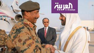خلال زيارة البرهان.. الإمارات تدعم أمن السودان وتشدد على الحو ...