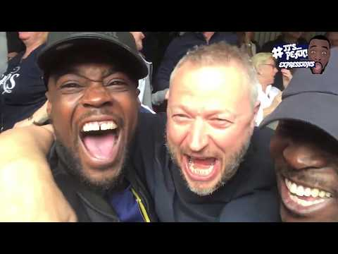 Tottenham (5) vs Leicester City (4) EXPRESSIONS FAN EXPERIENCE | SCENES AT THE SPURNABEAU!!!!!
