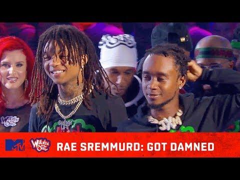 Rae Sremmurd Dropped Some Fire Burns! 🔥   Wild 'N Out   #GotDamned