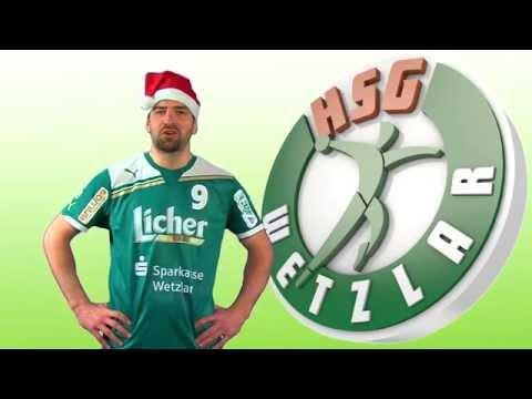 Weihnachtsgrüße von der HSG Wetzlar!