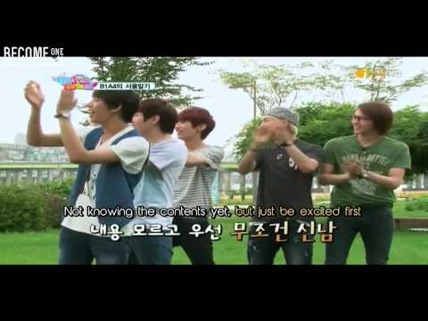 [B1SS] 120725 Hello Baby Season 6 with B1A4 - Episode 1 (4/4)