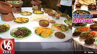 Telangana food greets customers in hotels; Formation Day..