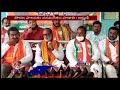 BJP OBC Morcha president Dr K Laxman Speaks On Dubbaka By Election | V6 News