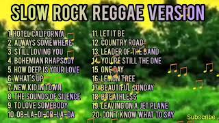 Slow Rock Reggae Version Cover by Tropa Vibes x Valtv Vibes 2021