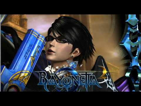 BAYONETTA 2 walkthrough CHAPTER 10 [English] *Spoiler Alert
