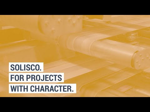 VIDEO: To celebrate their 25th anniversary, the experts at Solisco are giving you a sneak peek into their universe!