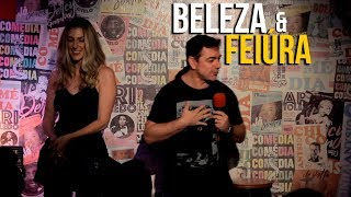 ROGÉRIO VILELA - BELEZA E FEIÚRA   STAND-UP COMEDY