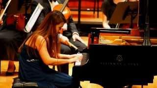 Mozart Piano Concerto No.20 in D minor (1/2) by Hong Kong Chamber Orchestra