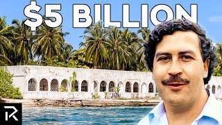 Inside Pablo Escobar's Abandoned Secret Island Mansion
